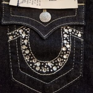 Womens True Religion Jeans (Sz 28)